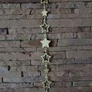 IMwood - Vánoční Girlanda - 8 hvězd - délka 70 cm