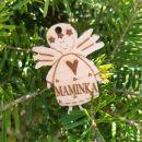 IMwood - Jmenovka na dárek Maminka