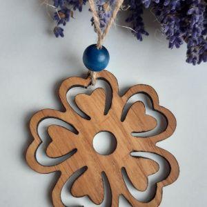 Velikonoční dubová kytička