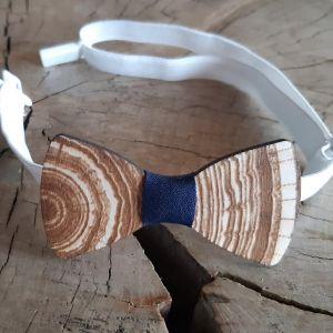 Dřevěný motýlek pro děti-strom