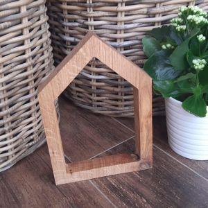 Dřevěný domeček 1