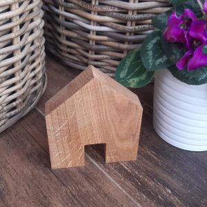 Dřevěný domeček 4