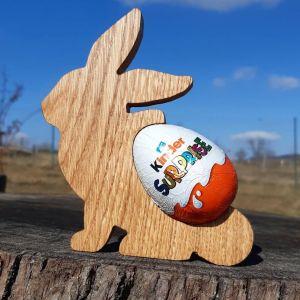 Zajíček-na kinder vajíčko